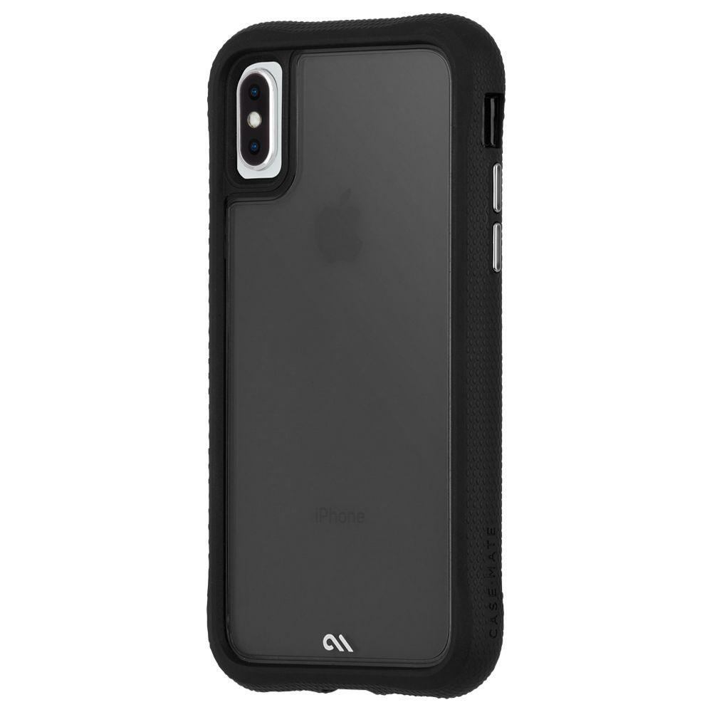uk availability a8ad4 a31ce Case-Mate iPhone XS Max Protection Collection, Translucent, Black