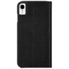Case-Mate iPhone XR Barely There Folio, Black