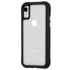 Case-Mate iPhone XR Protection Collection, Clear / Black