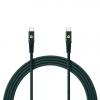 Baykron Kevlar Cable Type C To Type C 1.2M