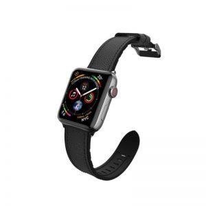 X-Doria Hybrid Leather Apple Watch Band