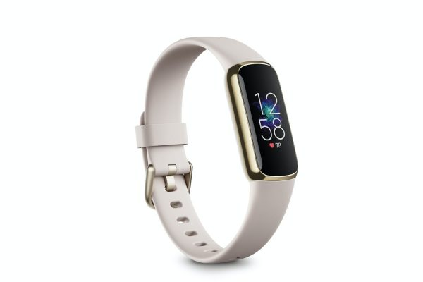 Fitbit Luxe Fitness Tracker White