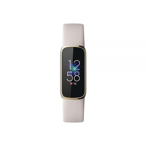 Fitbit Luxe Fitness Tracker in White
