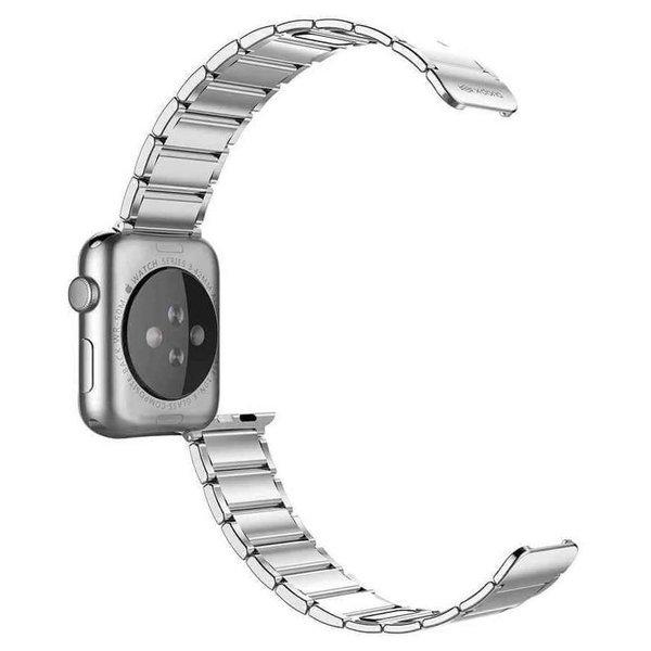 X-Doria Apple Watch Classic Silver Band 42/44 mm