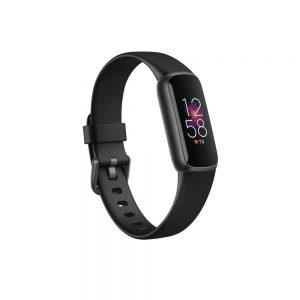 Fitbit Luxe Fitness Tracker Black