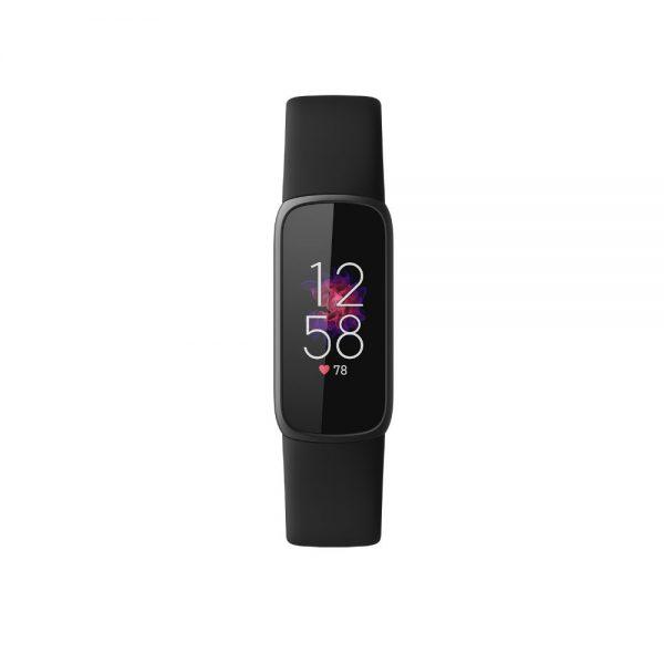 Fitbit Luxe Fitness Tracker in Black