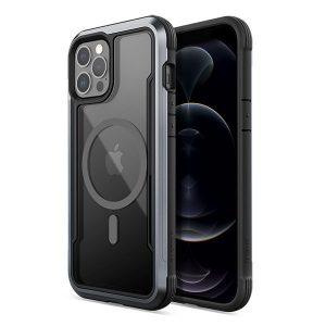 X-Doria Raptic Defense Magnet Case for iPhone 12/12 Pro