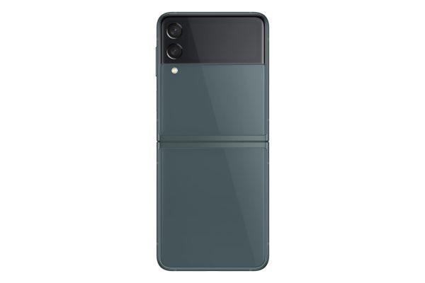 Samsung Galaxy Z Flip 3 green