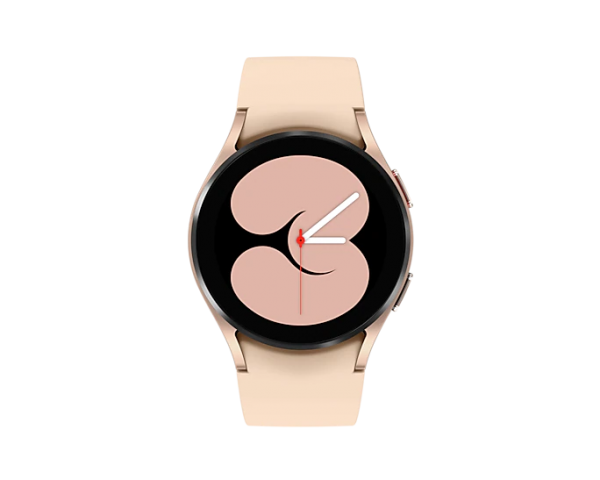 samsung galaxy watch4 pink gold