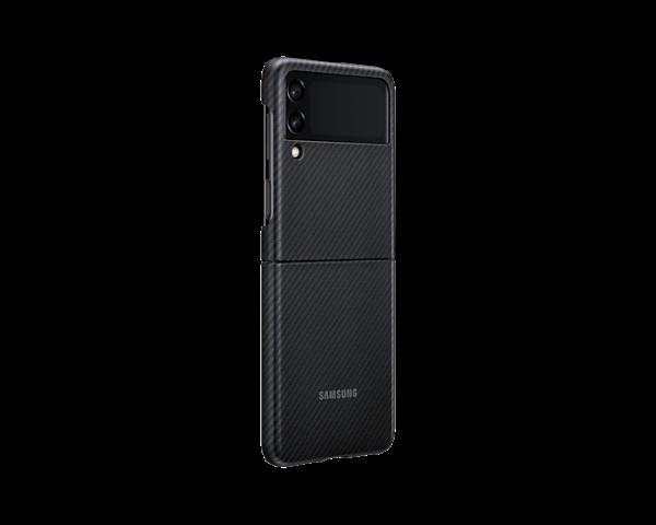 Samsung Galaxy Z Flip Aramid Black Cover
