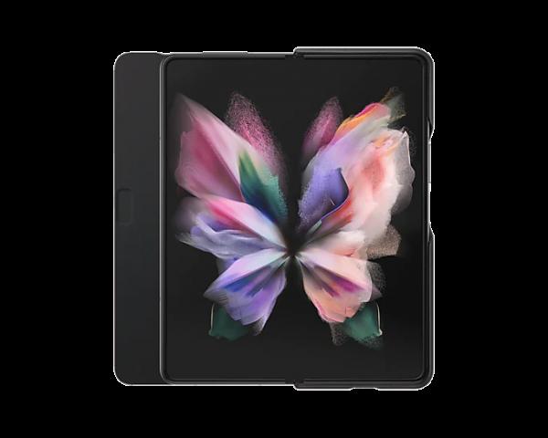 Samsung Galaxy Z Fold3 leather flip Cover
