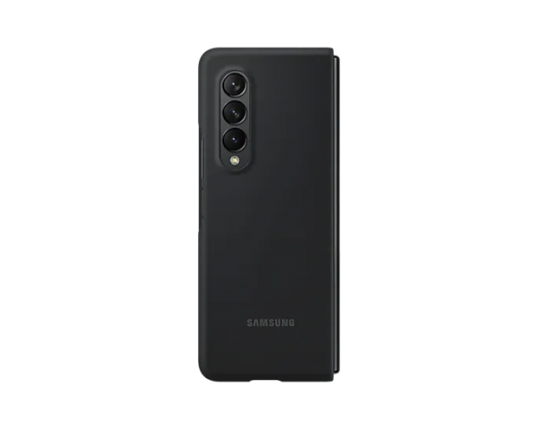 Samsung Galaxy ZFold3 silicone cover black
